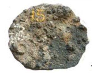 Bronze age tin ingot