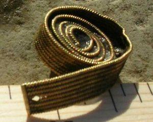 Bronze age gold bracelet